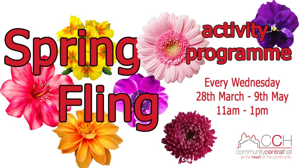 spring fling activity prgoramme